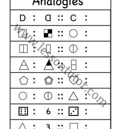 Picture Analogies Worksheet 1st Grade - 7 - Lesson Tutor [ 1024 x 791 Pixel ]