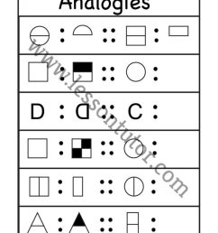 Picture Analogies Worksheet First Grade - 3 - Lesson Tutor [ 1024 x 791 Pixel ]
