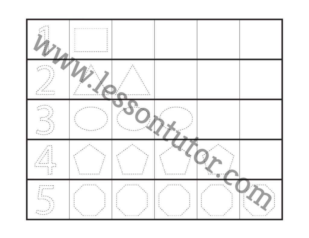 Art Worksheets Page 4 Of 25