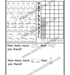 1st Grade Worksheets- Page 3 of 31 - Lesson Tutor [ 1024 x 791 Pixel ]