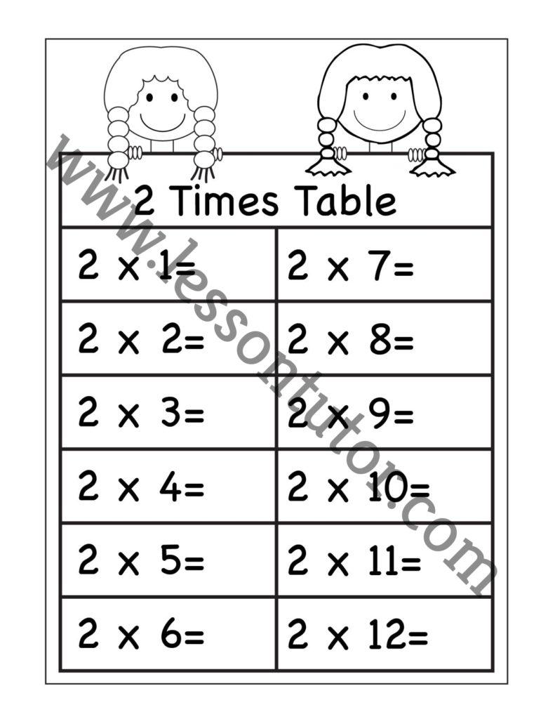 hight resolution of 3rd Grade Worksheets - Lesson Tutor