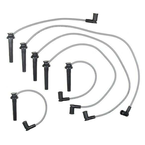Proconnect 126047 Pc Wire Set 01-03 Ford 6-Cyl