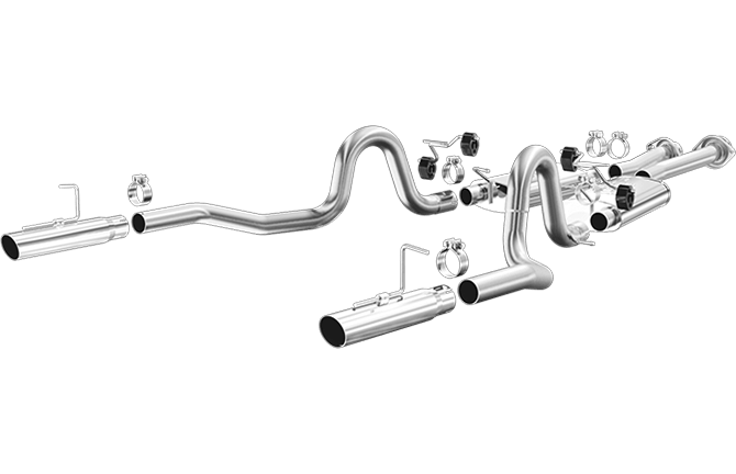 Magnaflow 86-93 5.0L LX/Cobra 2.5