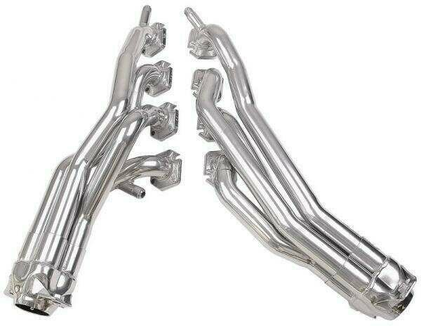 Bassani 99-04 Mustang 4V Ceramic Coated Mid-Length Headers