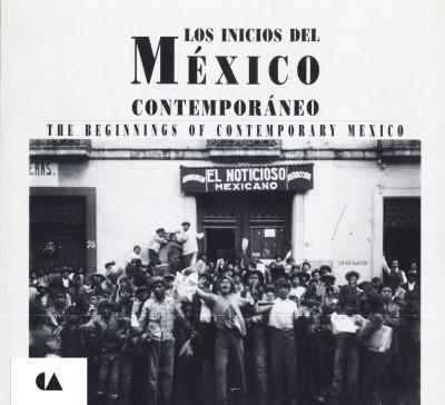 Inicios del Mxico contemporneo Los  LIBROSMXICOMX