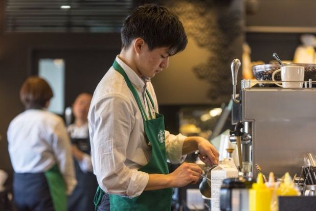 Starbucks Discrimination Story