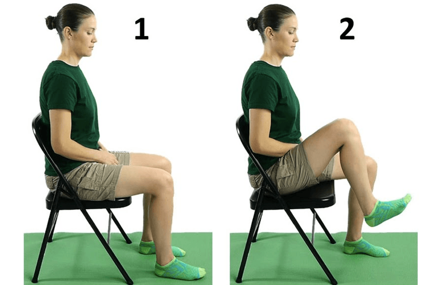 29 Exercises You Can Do At (Or Near) Your Desk