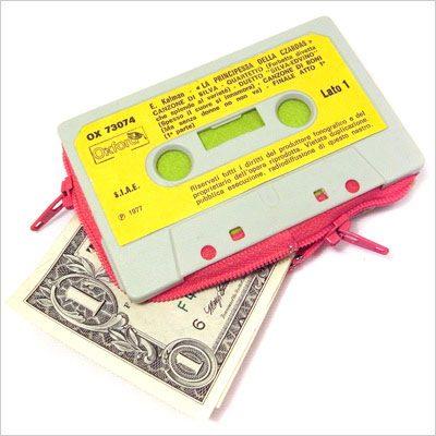 Portefeuille Cassette DIY