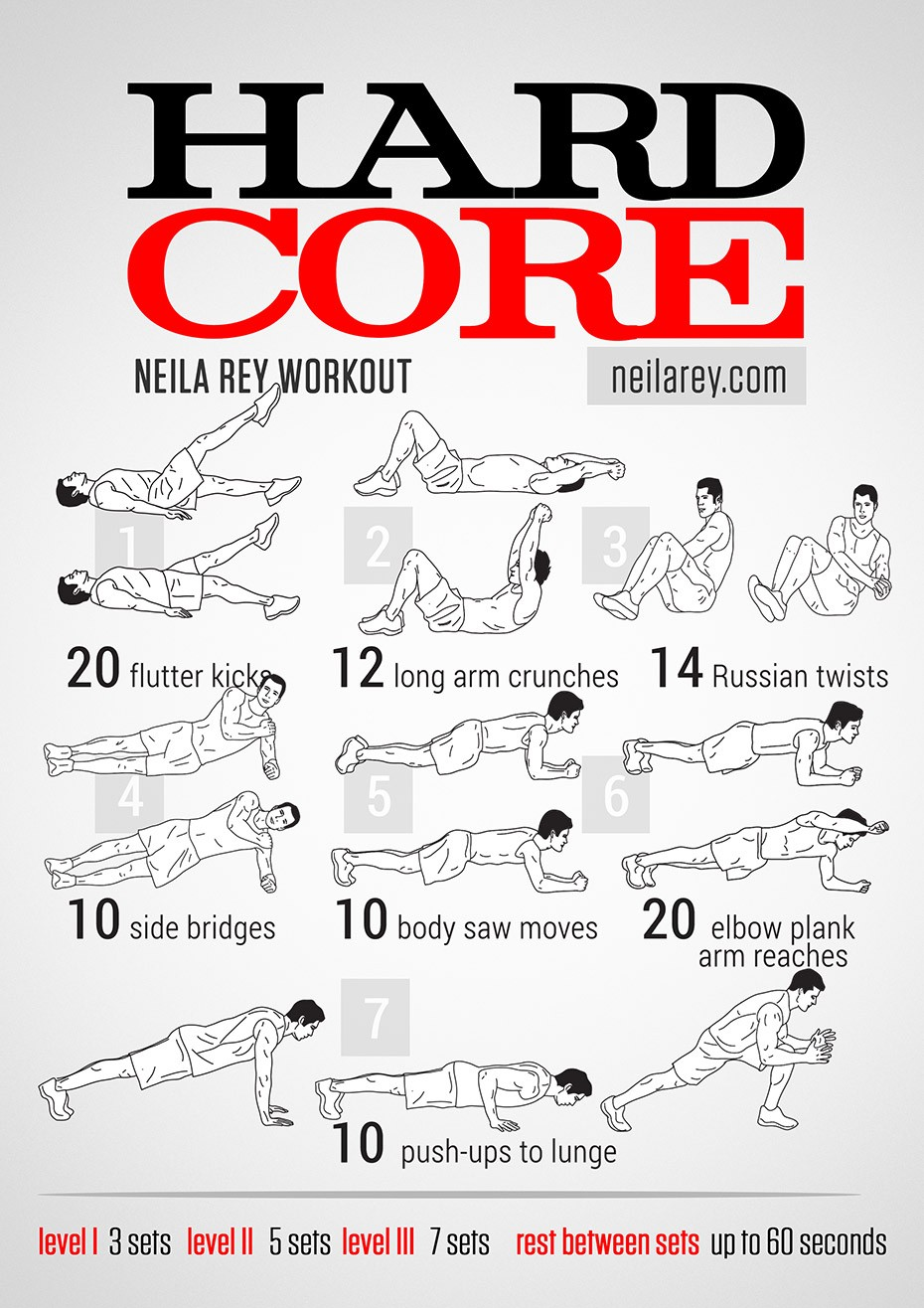 hero s workout styles