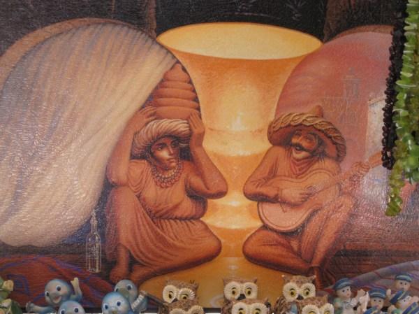 Optical Illusion Art Paintings