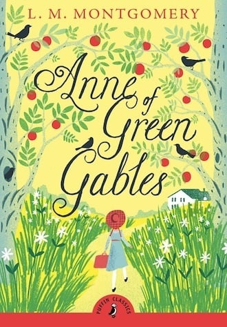 23 Anne of Green Gables Puffin Classics