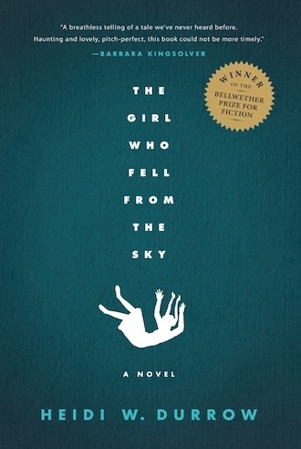 24 The Girl Who Fell from the Sky Oneworld Publications