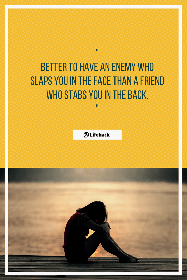 False Friendship : false, friendship, Friends, Quotes, Treasure