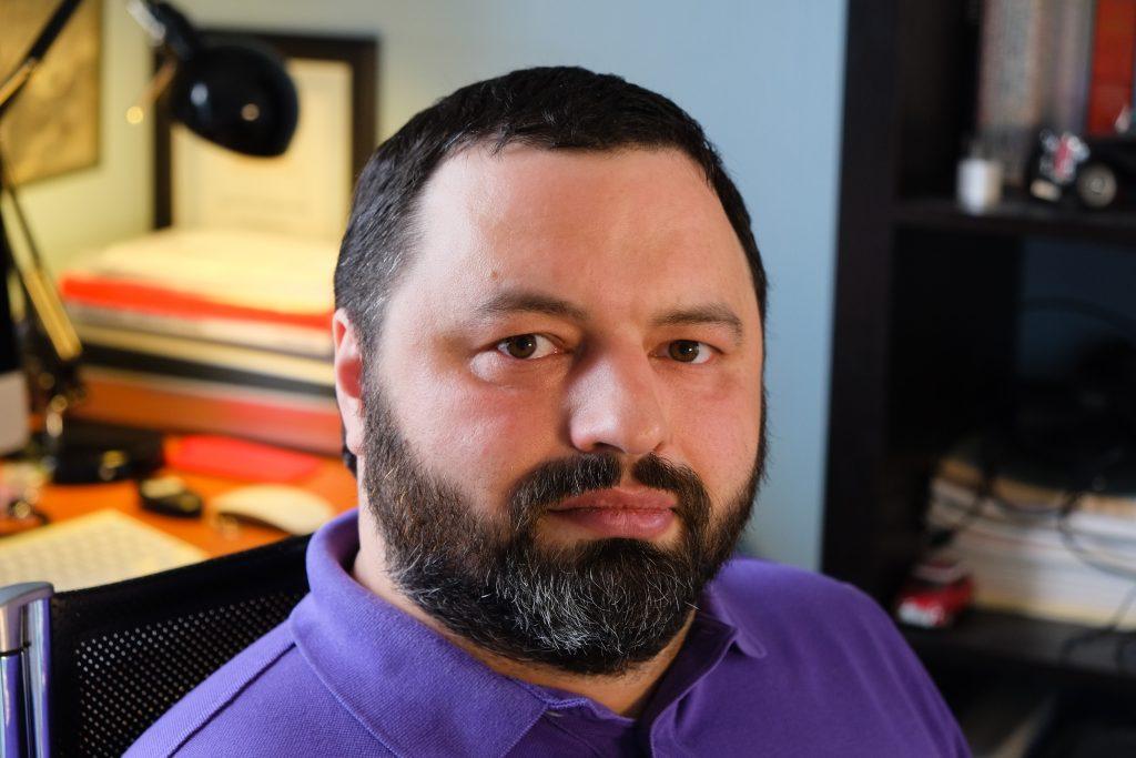 Рабочие места Сергей Славинский, директор брендингового