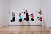 cardio training: aerobics