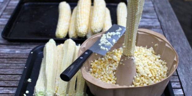 лайфхаки для кухни: кукуруза