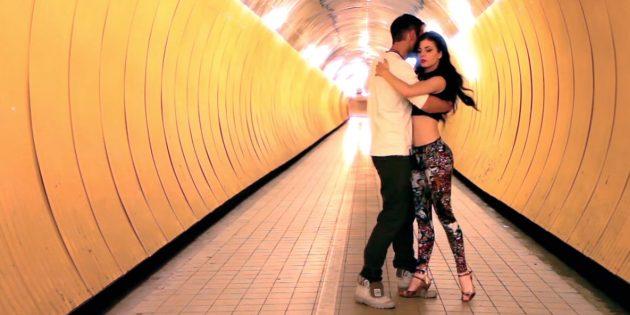 Jak se naučit tančit Sociální tance: Kizomba