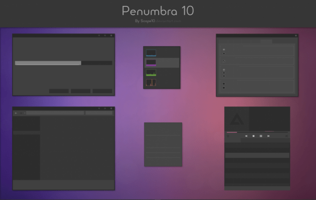 penumbra windows 10