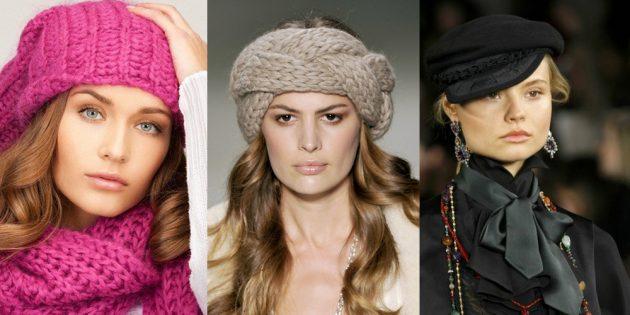 Làm thế nào để chọn một chiếc mũ: một khuôn mặt hình chữ nhật