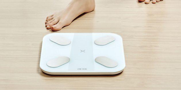 Умные весы Picooc Mini