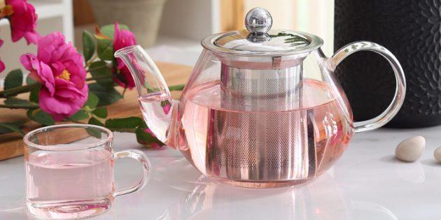 Что подарить маме на Новый год: Заварочный чайник