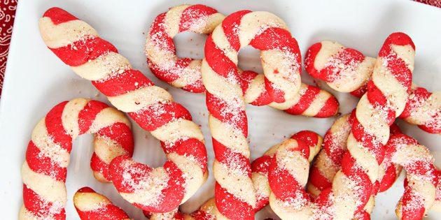 """Cookie de Ano Novo """"Caramel Cane"""""""