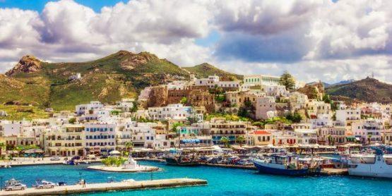 Отдых в июле: Наксос, Греция