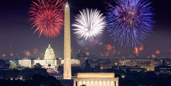 Отдых в июле: Вашингтон, США