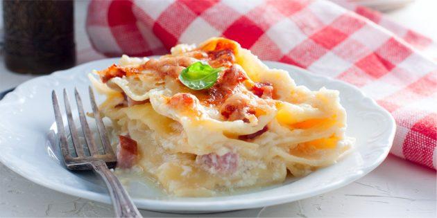 Rețetă pentru Lasagna cu vinete de la Jamie Oliver