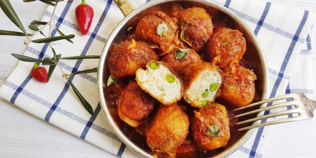 Kotlety z kurczaka po arabsku