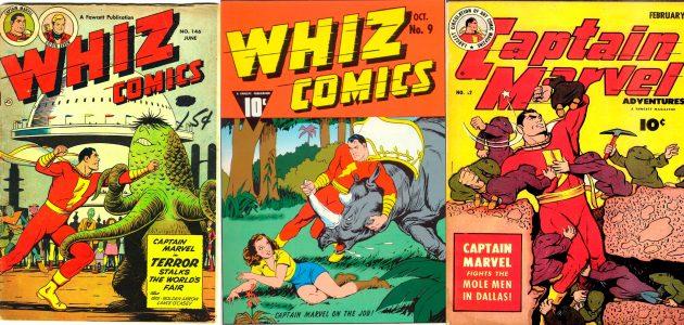"""""""শাজম!"""": ছোট কোম্পানি ফাউসেট কমিক্স সুপারম্যানের আপনার উত্তর তৈরি করার সিদ্ধান্ত নিয়েছে"""