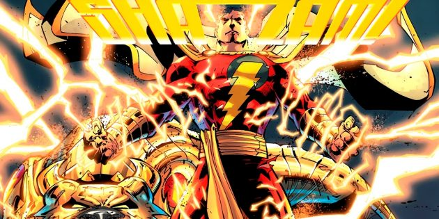 """""""Shazam!"""": Capitaine Thunder en Flashpoint"""