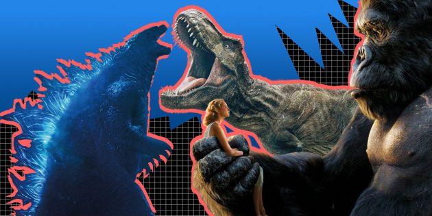 ТЕСТ: Годзилла или Кинг-Конг? Проверьте, хорошо ли вы разбираетесь в фильмах об огромных монстрах!