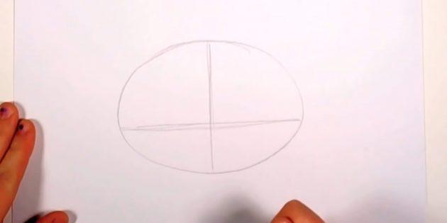 Következő ceruza ovális