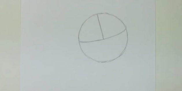 Desenhar um círculo