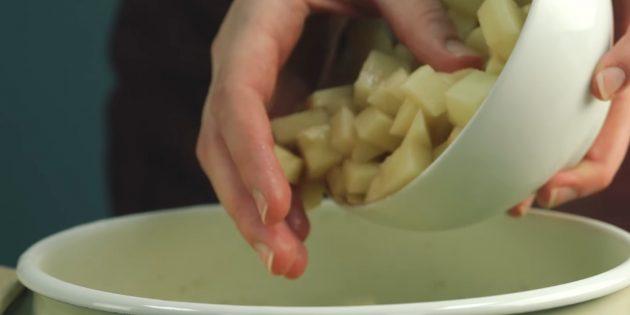 Borscht үшін қадамдық рецепт: лимон қышқылы, сірке суын немесе лимон шырынын қосыңыз