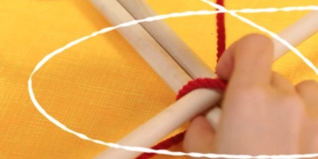 Wrap Rake Rope
