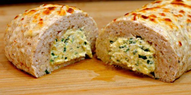 Pastırma peynirli tavuk kökü tarifi
