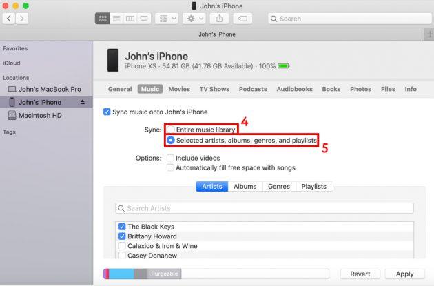 Cum de a descărca muzică pe iPhone: bifați ce fel de muzică aveți nevoie pentru a descărca