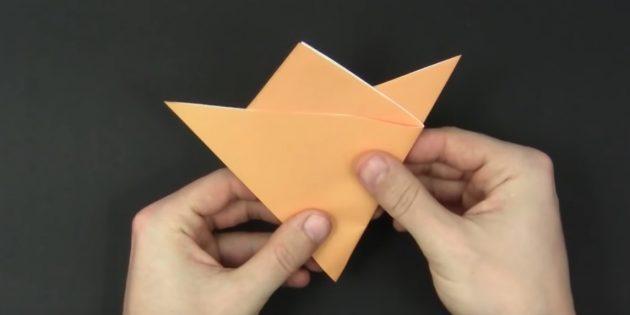 Cara Membuat Paper Snowflakes: Menjana Bahagian Kiri