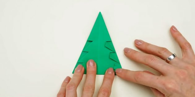 Árbol de navidad: repetir