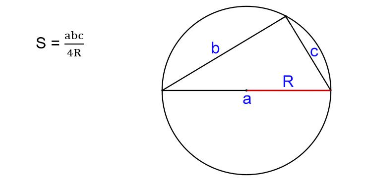 Cara mencari luas segitiga dengan mengetahui sisi dan tinggi