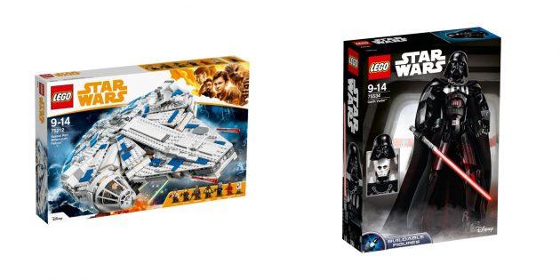 Designer Lego Star Wars