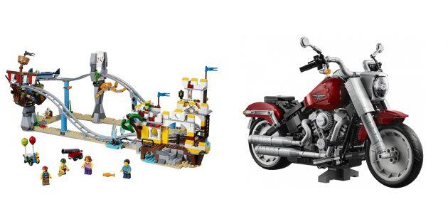 Wat te geven een tiener: Designer Lego Creator Expert