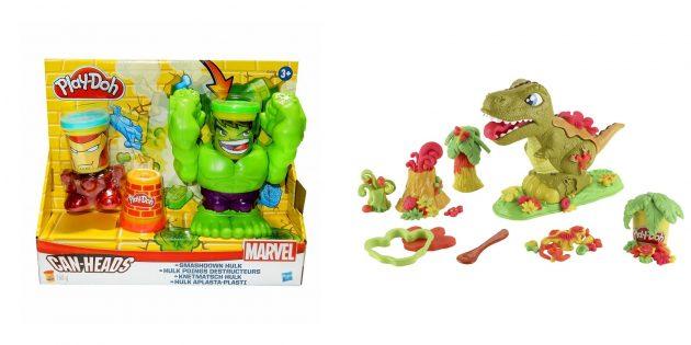 Geschenken voor de jongen: Play-Doh Game Set
