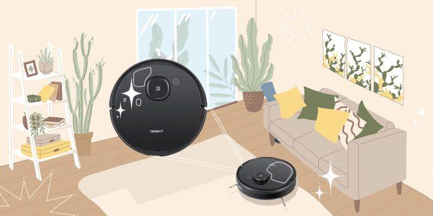 Робот-пылесос: отзыв с фото и видео