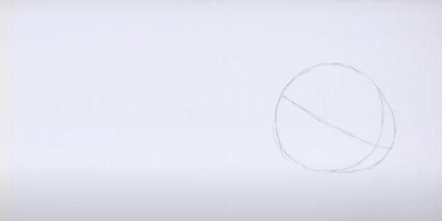 Cách vẽ thỏ: Dành một dòng