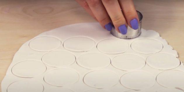 Cercles coupés