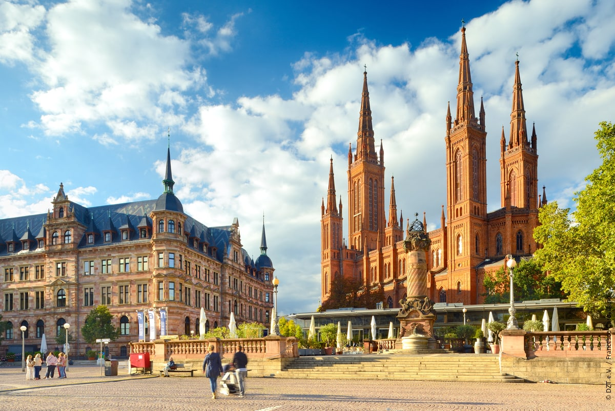 Wellness In Wiesbaden Wellness In Wiesbaden: Visit The Ancient Spa Town When In Europe Next