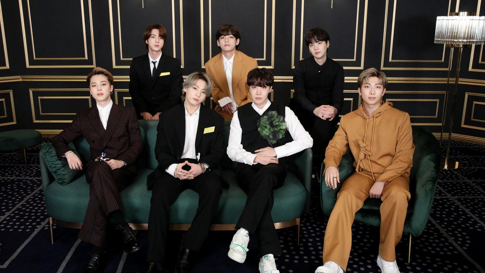 كانت BTS هي الفائزين الحقيقيين بسجادة Grammys الحمراء لعام 2021